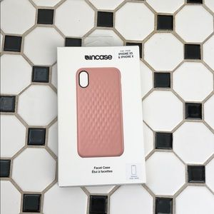 BRAND NEW InCase iPhone XS or iPhone X facet case